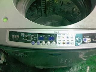 小二電器維修-2手-零件-宅配: 故障碼EC--三洋洗衣機SW ...