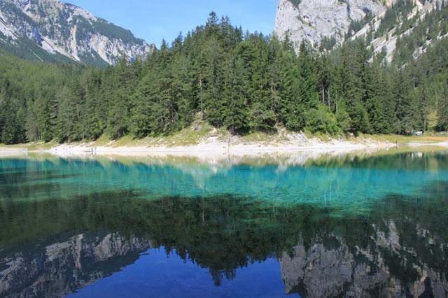 Austria lake