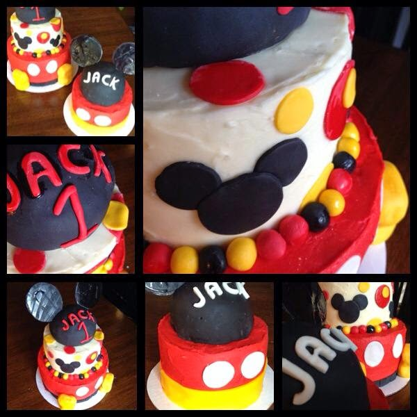Golf Mickey Mouse Craft
