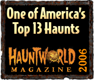 Pennsylvania Haunted Attractions near York, Philadelphia, Allentown, Harrisburg - HauntWorld Magazine Top Haunts in America