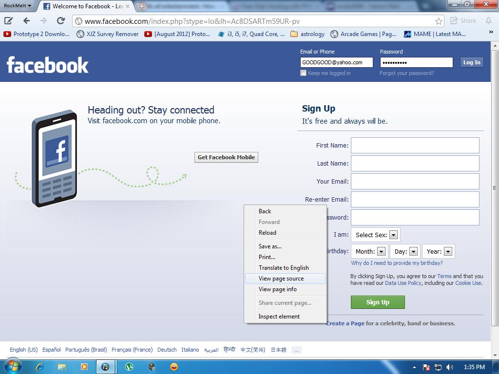 Login www pk facebook com LinkedIn Pakistan: