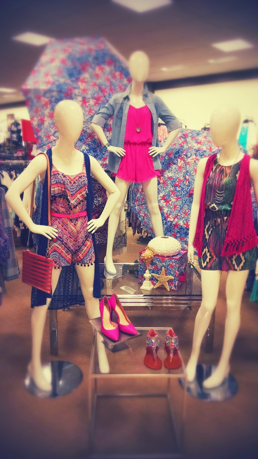 Rompers, spring style, dillards