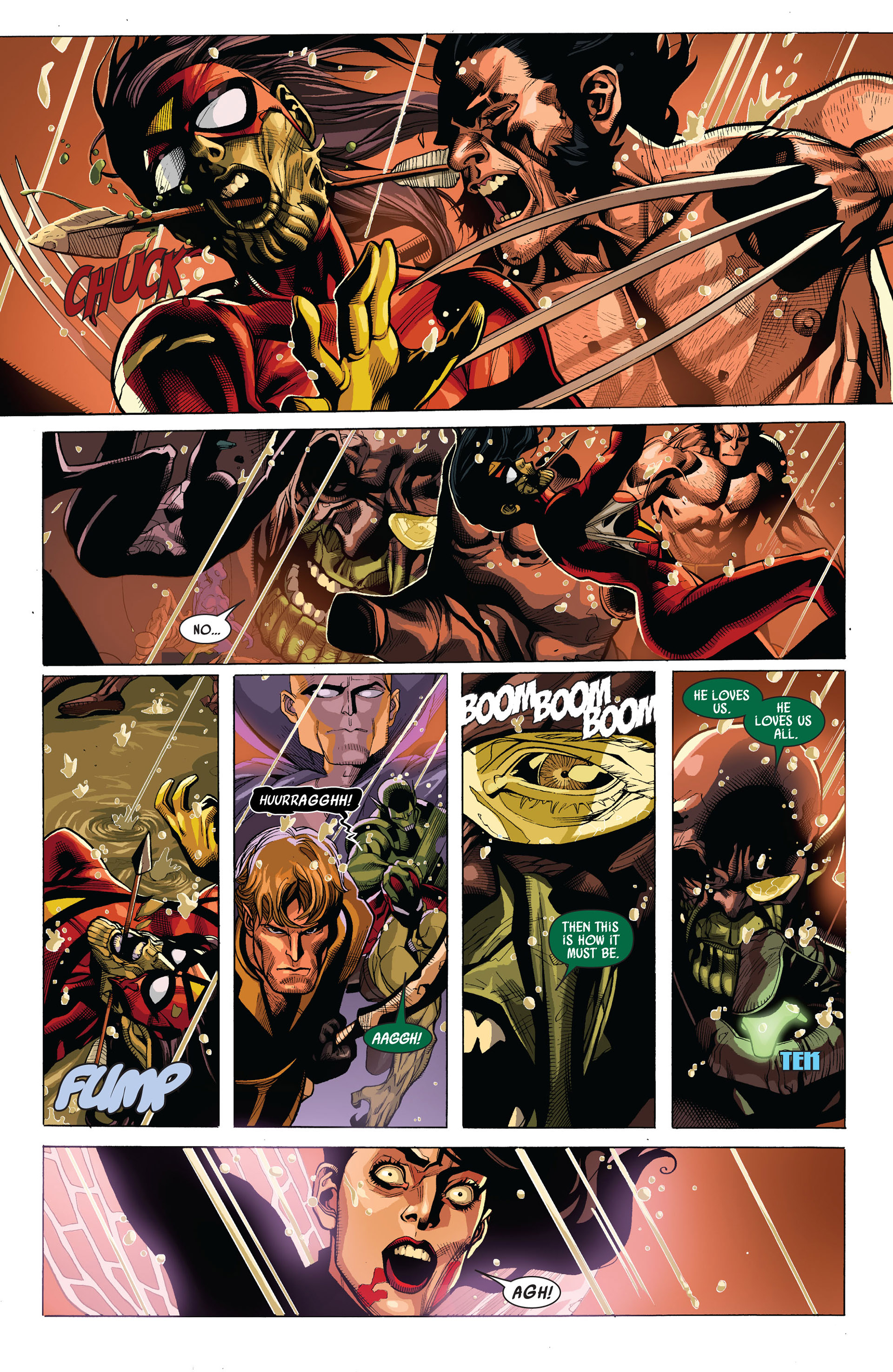 Read online Secret Invasion comic -  Issue #7 - 19