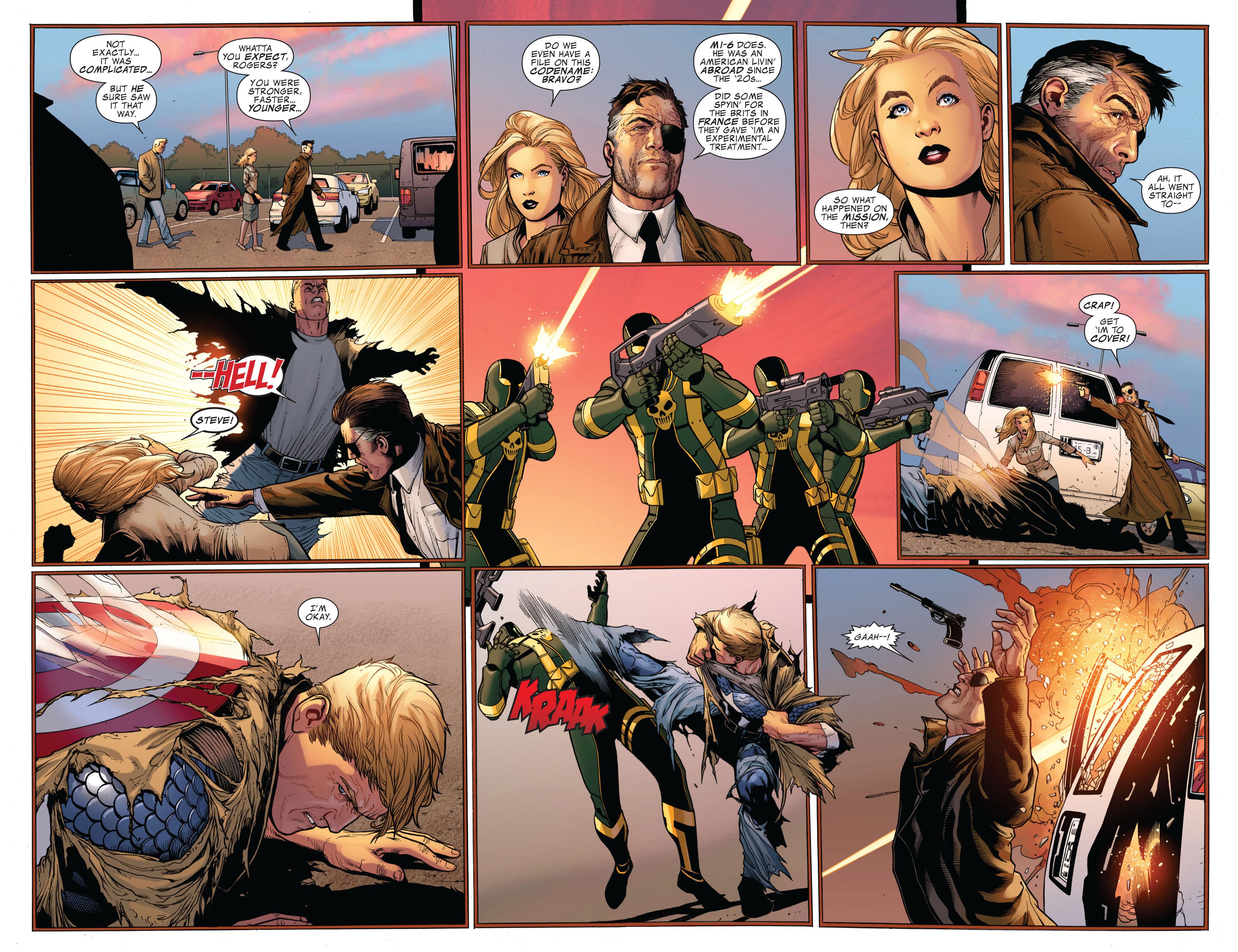 Captain America (2011) Issue #1 #1 - English 20