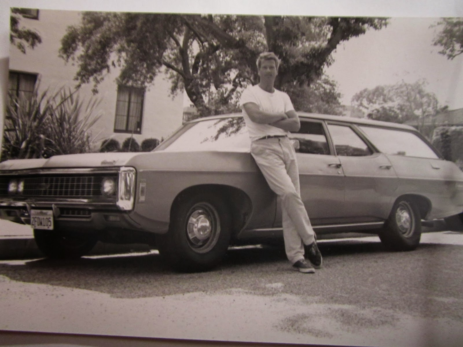 1969 Chevrolet Brookwood, Santa Barbara