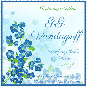 Unforgettable Love featuring G. G. Vandagriff – 13 June