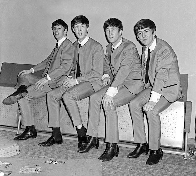 Beatle things a cincuenta a os del nacimiento de los beatles - Los anos cincuenta ...