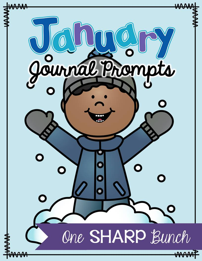http://www.teacherspayteachers.com/Product/January-Journal-Prompts-No-Prep-Work-on-Writing-1619575