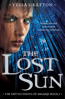 the lost sun by tessa gratton book cover