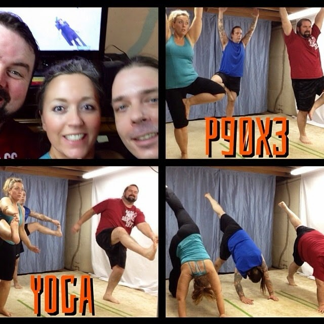 P90X3 Yoga Beachbody