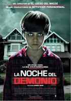 La noche del Demonio (Insidius)(2011)
