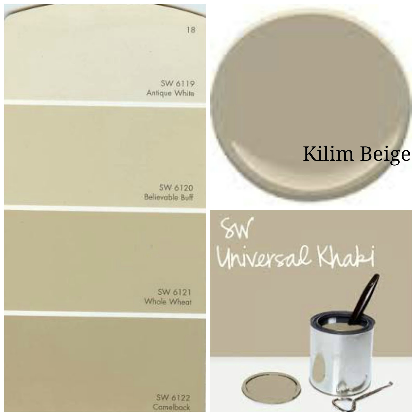 Sherwin williams believable buff - Painting Your Walls Ceiling And Trim All The Same Color Can Help Expand Your Space Visually And Give An Illusion Of Higher Walls