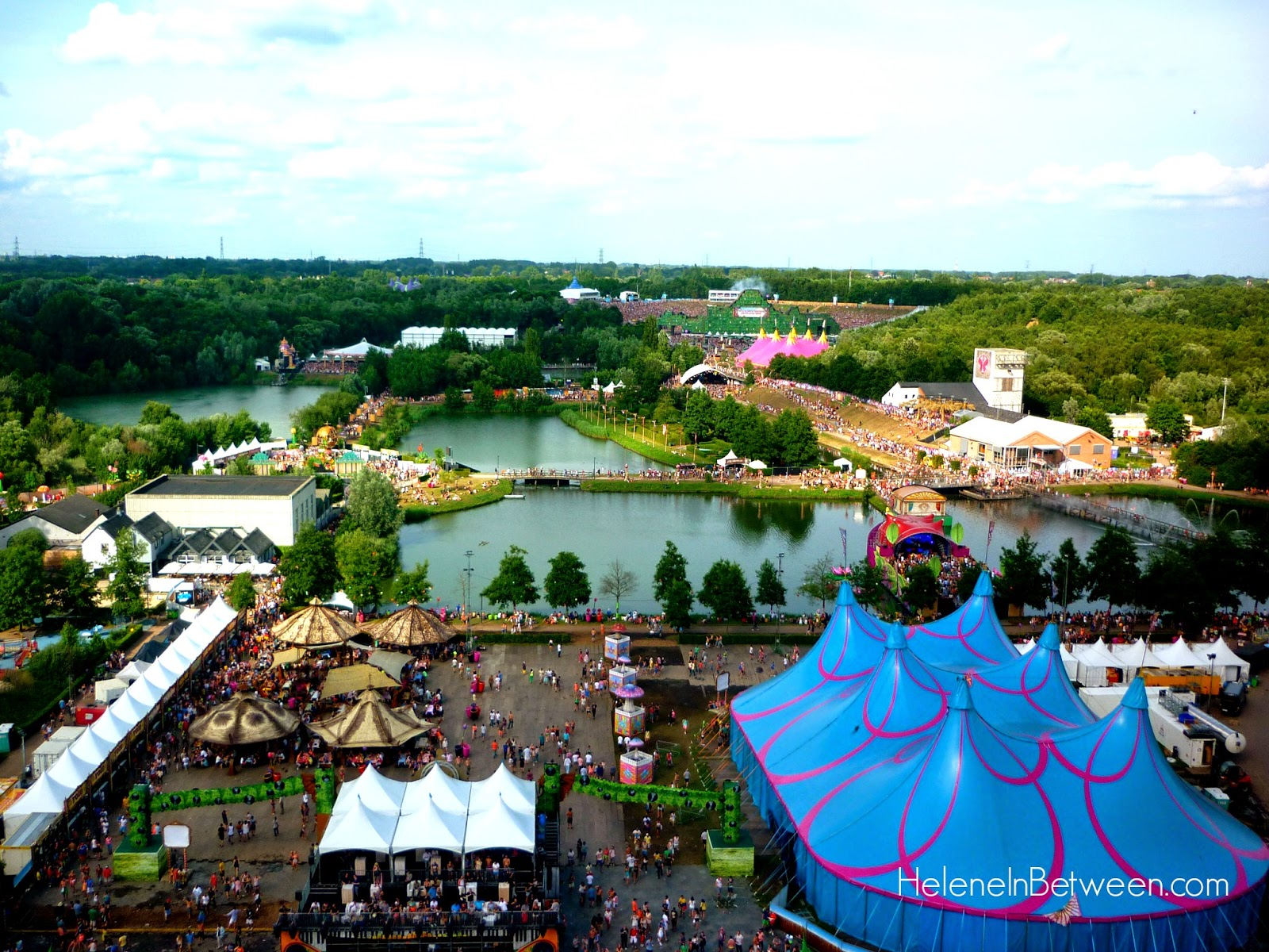 Tomorrowland Layout