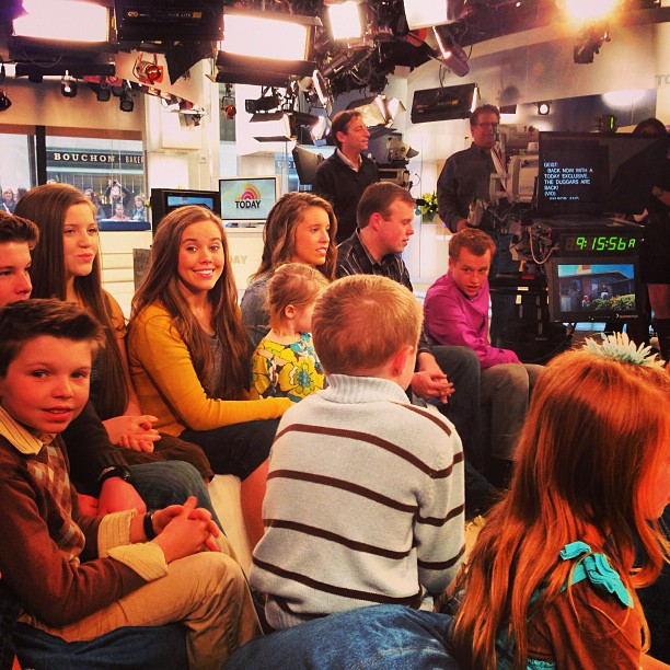 ... Michelle Duggar 19 Kids and Counting TLC: BABY Carrots and BABY Corn