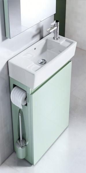 Muebles Para Baño Pequeno:Decorar baños pequeños – Colores en Casa
