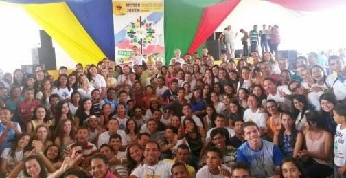 JM de Alagoas celebra 10 anos com Missão de Verão