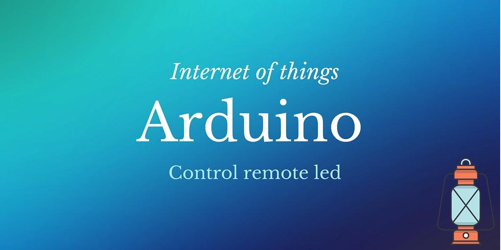 internet of things tutorial pdf