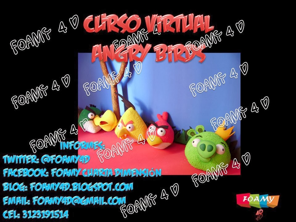 CURSO VIRTUAL ANGRY BIRTS