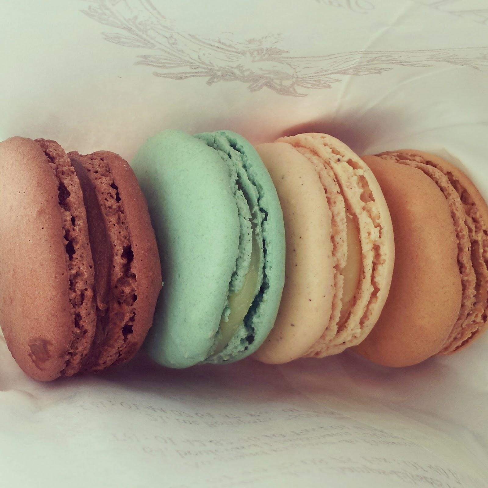 Foodie-in-training: Macarons