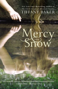 """Mercy Snow"" is the Book of the Month for July 2015"