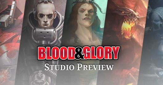 Breaking News for 40k, Blackstone Fortress and so much more