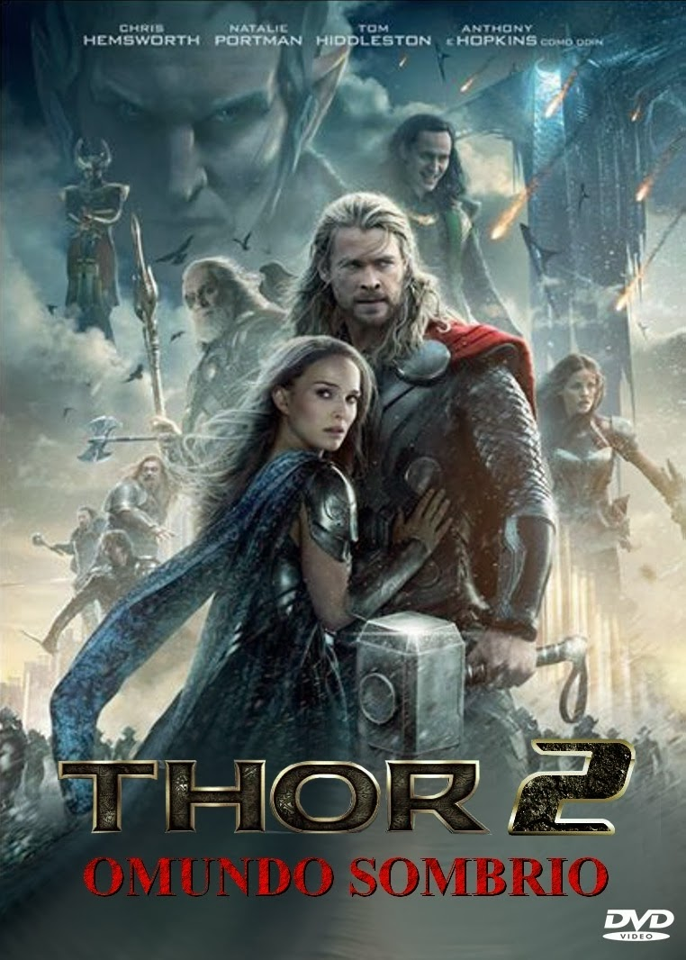 Thor 2: O Mundo Sombrio – Legendado (2013)