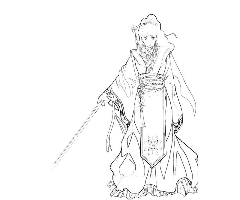 printable-youko-nakajima-character-coloring-pages