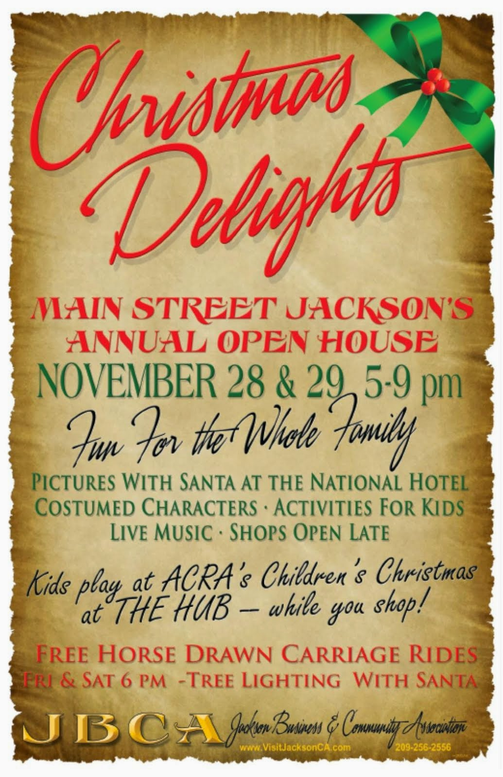 Christmas Delights - Nov 28 & 29