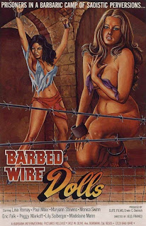 Barbed Wire Dolls 1976