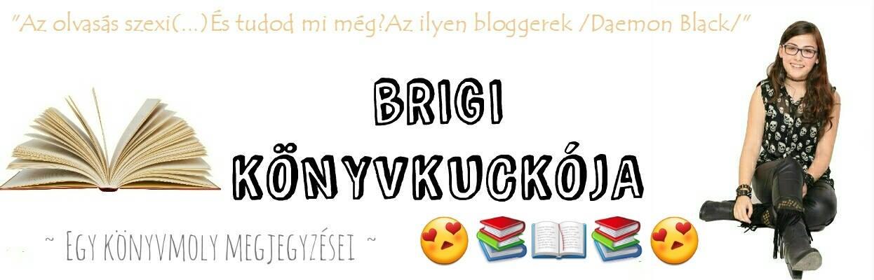 Brigi Könyvkuckója