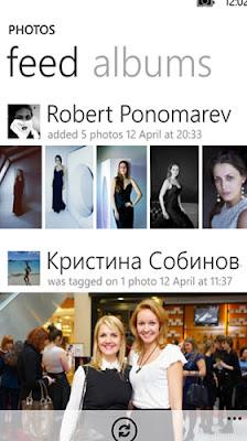 aplicaciones sociales windows phone