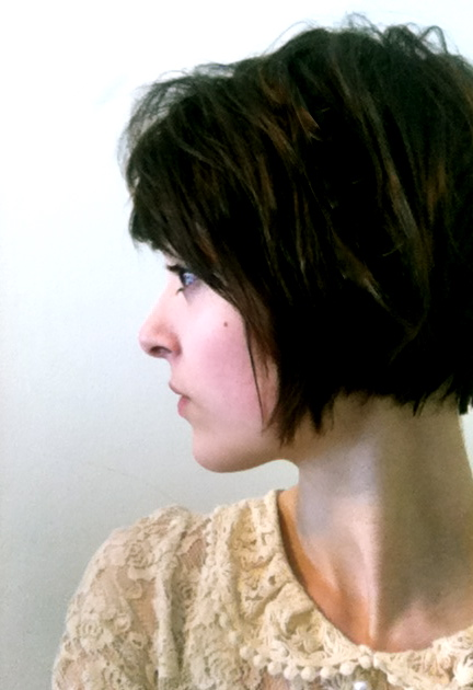 how to grow out a pixie cut into a bob