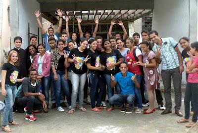 Grupos da JM em Pernambuco se unem em ação missionária