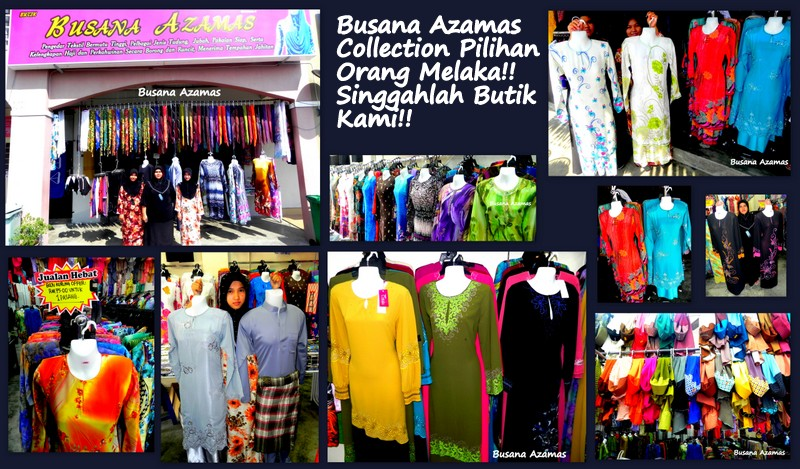 Busana Azamas Collection