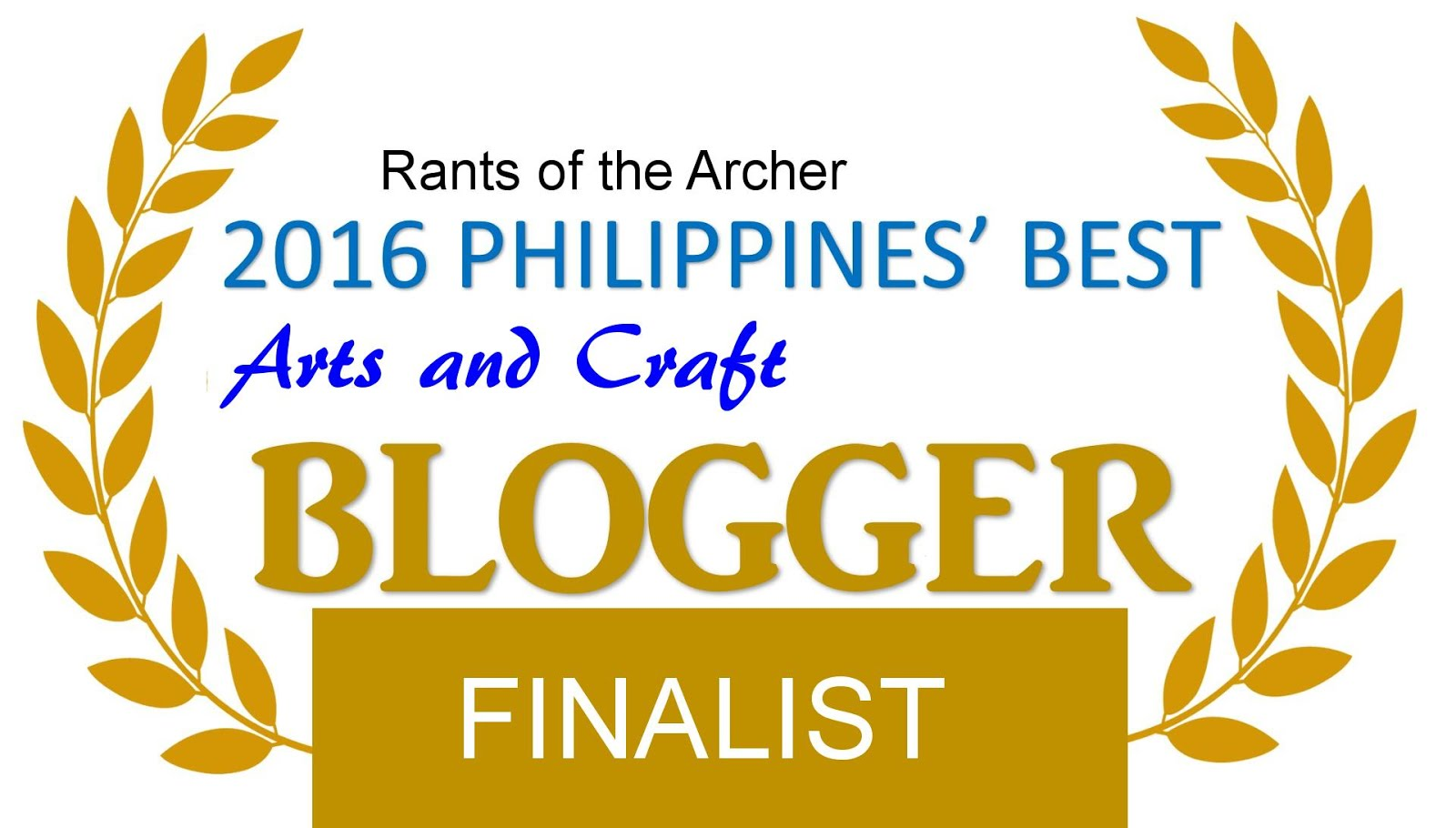 The Philippine Bloggers Awards 2016