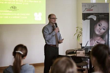 Paweł Chwiłkowski - wykład