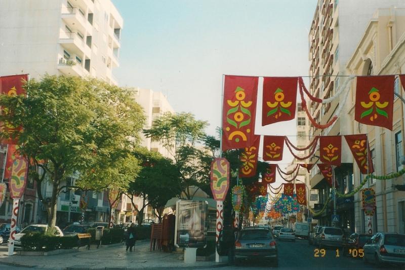 Loulé, carnaval