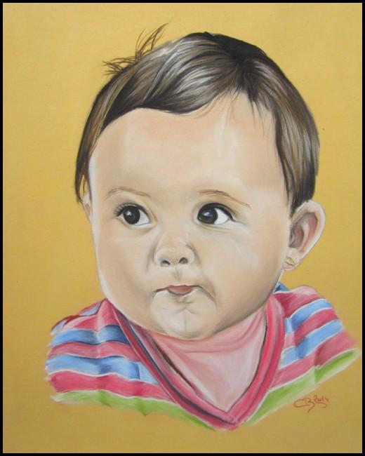 bébé pastels
