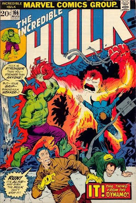 Incredible Hulk #166