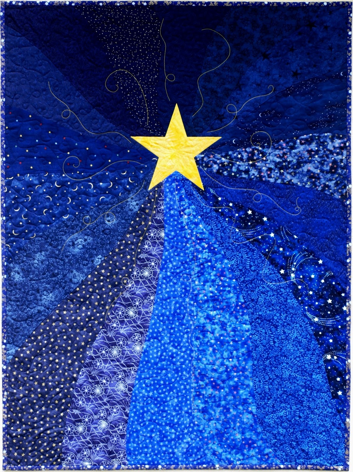 Sampaguita quilts twinkle little star