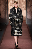 Дълго кожено палто 2014 Marni