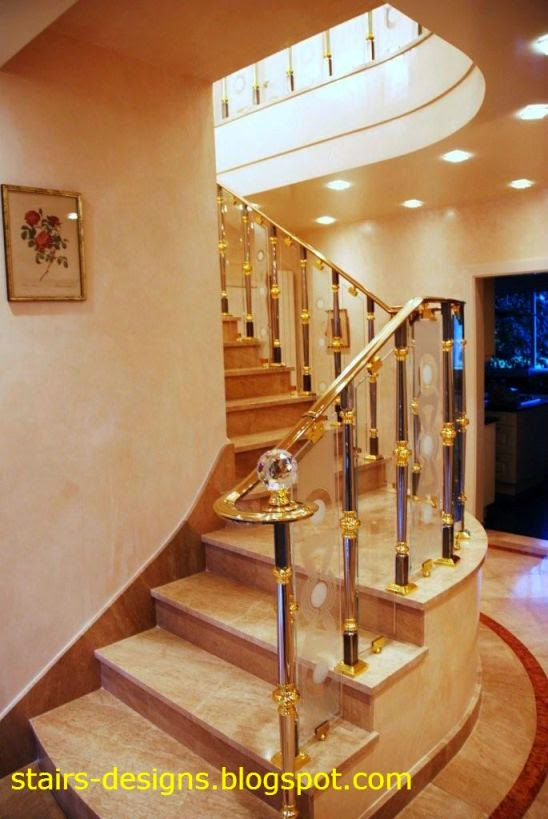 interior stairs, stair railings, interior designs