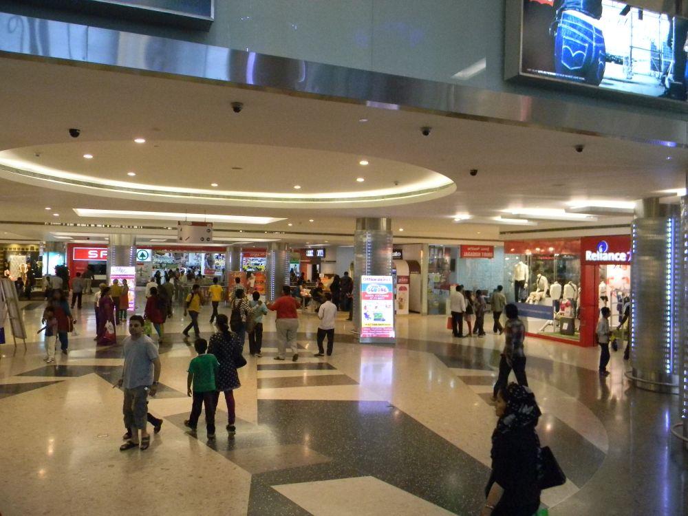 Bangalore shopping Mantri Mall Mantri Square