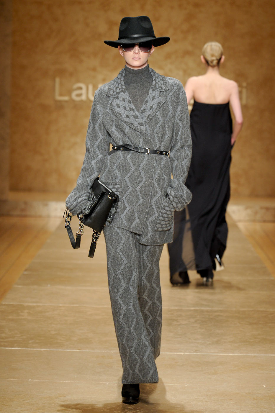via fashioned by love | Laura Biagiotti fall/winter 2011