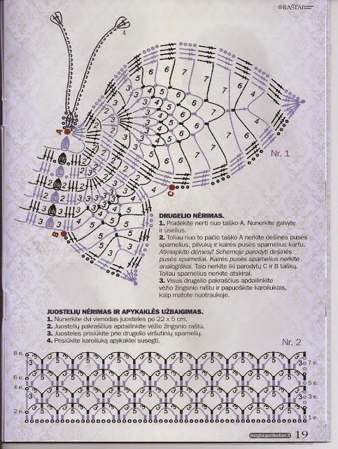 Delicadezas en crochet Gabriela: Solo patrones y modelos en crochet ...
