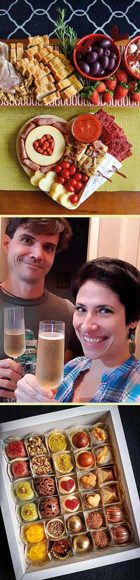 O nosso aniversário de 25 anos de relacionamento
