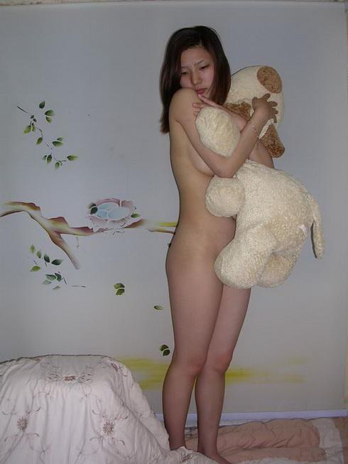 hottest light skinned naked