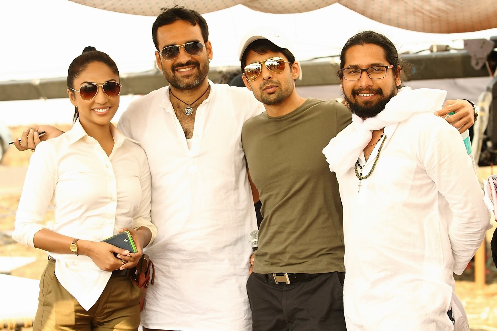 41c04a0383 Tentatively titled as  Isshqq Mallang  the film has successfully completed  its first 6 days shooting schedule. Here s some exculsive on location of a  Dhaba ...