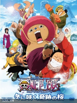 Đảo Hải Tặc 9: Hoa Anh Đào Kì Diệu - One Piece: Episode of Chopper: Bloom in the Winter, Miracle Sakura - 2008