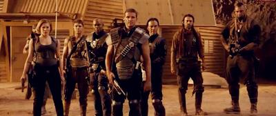 Riddick Movie Film 2013 - Sinopsis